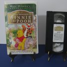 Walt Disney - The Many Adventures OF Winnie The Pooh - VHS Tape