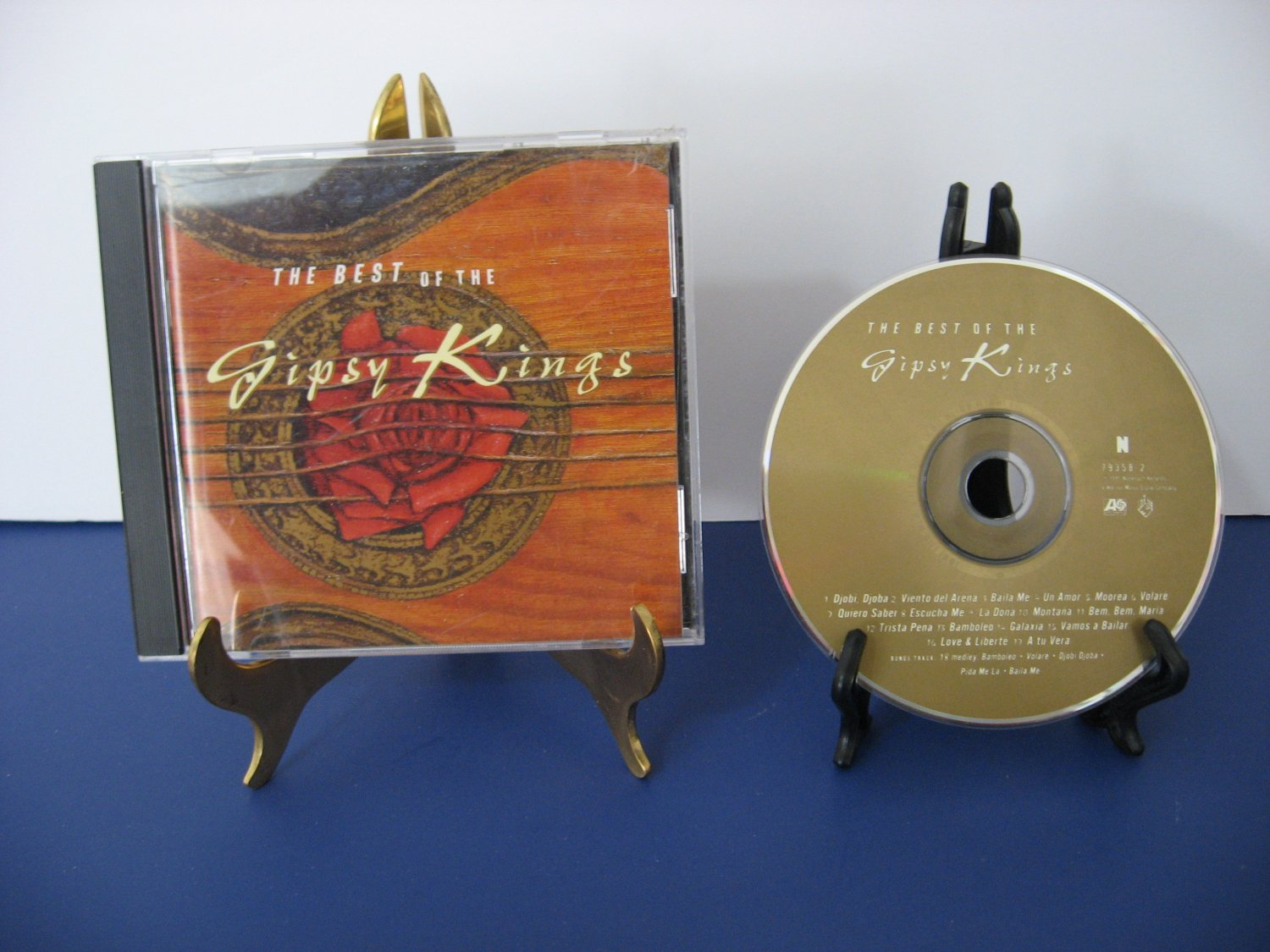 The Gipsy Kings - The Best Of The Gipsy Kings - Compact Disc