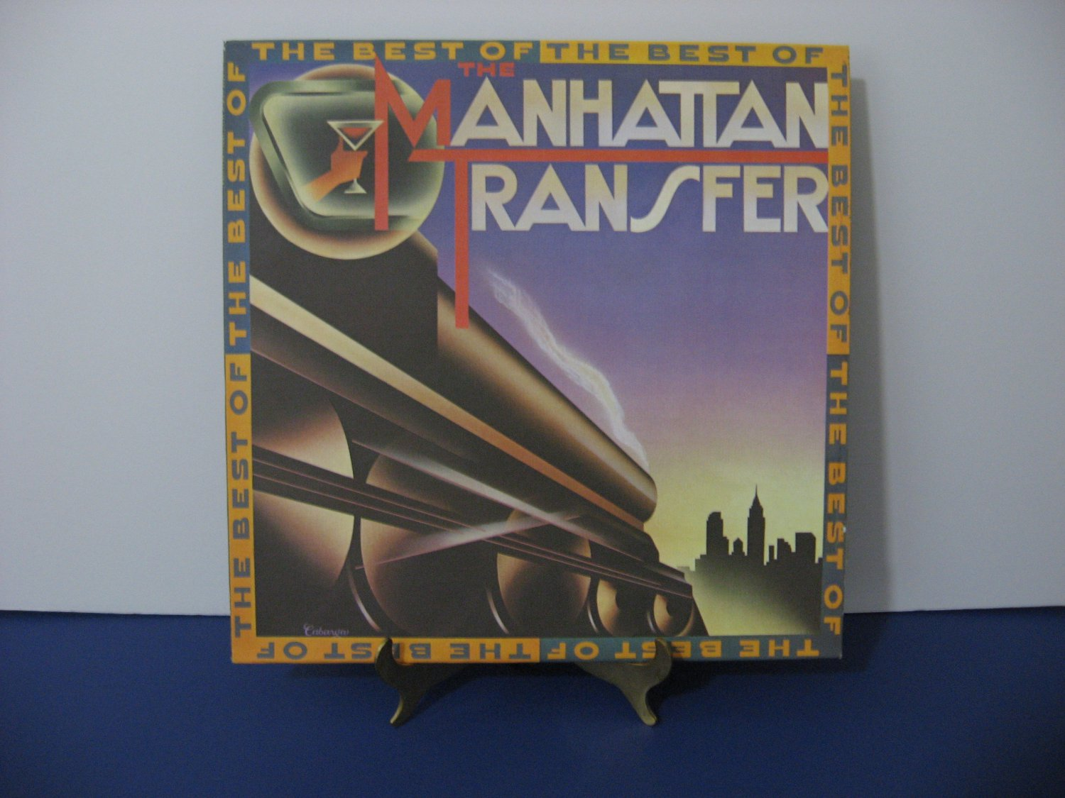 The Manhattan Transfer - The Best Of The Manhattan Transfer - Circa 1981