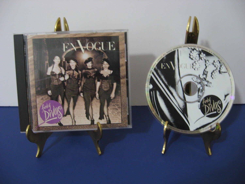 En Vogue - Funky Divas - Compact Disc