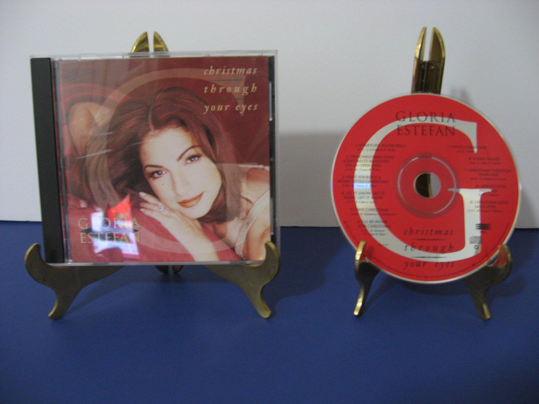 Gloria Estefan - Christmas Through Your Eyes - Compact Disc