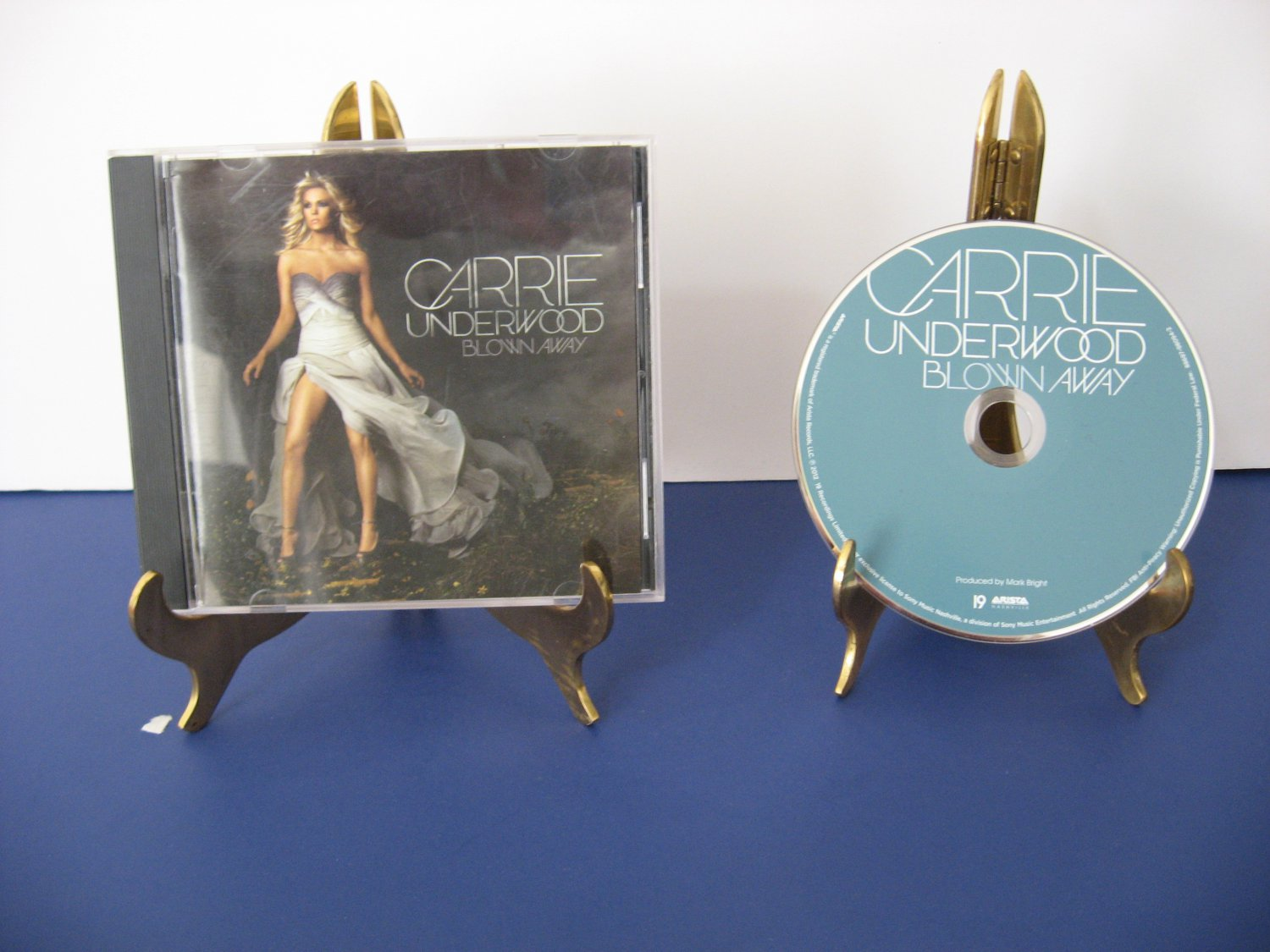 Carrie Underwood - Blown Away - Compact Disc