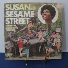 Sesame Street - Susan - With The Children's Chorus  - Circa 1970