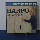 Rare Vinyl! - Harpo - Harpo At Work - Circa 1958