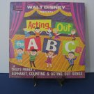 Walt Disney - Acting Out The ABC's - Circa 1962
