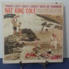 Nat King Cole - Those Lazy-Hazy-Crazy Days Of Summer - Mono Version - Circa 1963