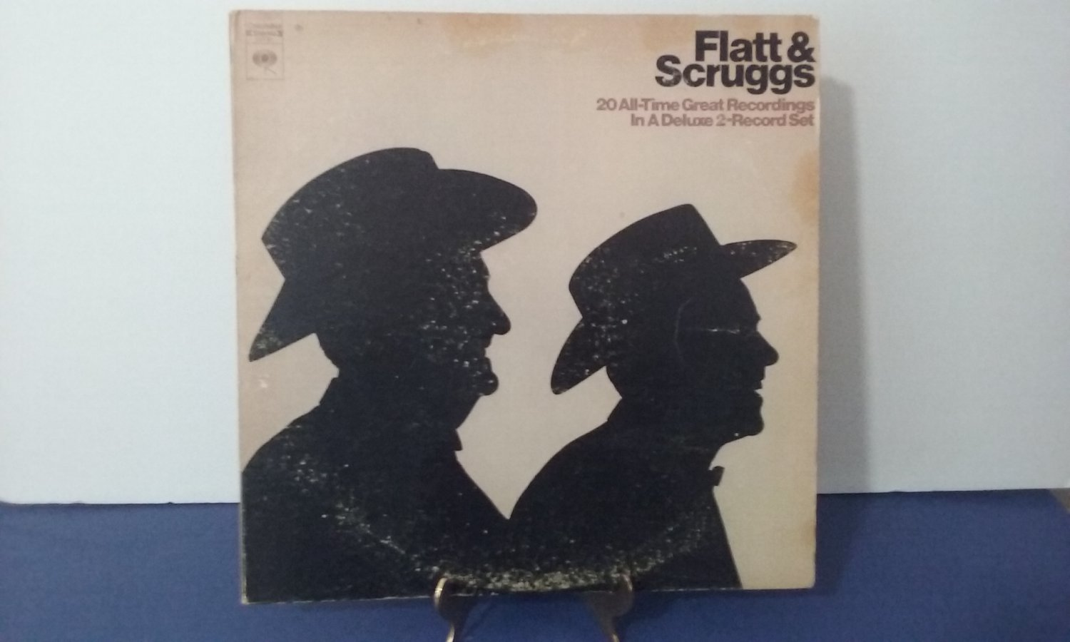 Flatt & Scruggs - 20 All-Time Great Recordings - Circa 1976