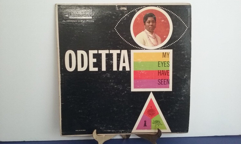 Odetta - My Eyes Have Seen - Circa 1959