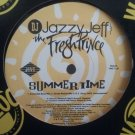 Fresh Prince & DJ Jazzy Jeff - Summertime - Maxi Single - Circa 1991
