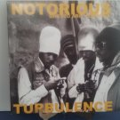 Turbulence - Notorious - Maxi Single - Circa 2006