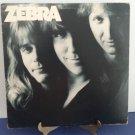 Zebra - Self Titled - Circa 1983