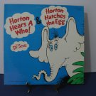 Dr. Seuss - Horton Hears A Who & Horton Hatches The Egg - Circa 1976