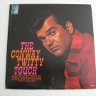 Rare Vinyl! - Conway Twitty - The Conway Twitty Touch - Circa 1961