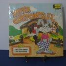 Walt Disney - Peter Cottontail - Circa 1972