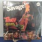 Tihati's South Sea Spectacular - Savage - Circa 1970's