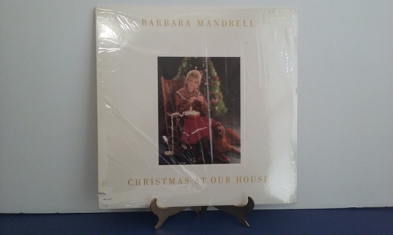 NEW! Factory Sealed! - Barbara Mandrell - Christmas At Our House - Circa 1984