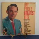 Ray Price - Greatest Hits - Circa 1961