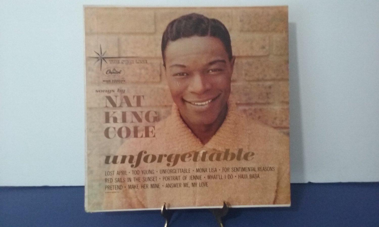 Nat King Cole - Unforgettable - Circa 1966