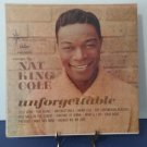 Nat King Cole - Unforgettable - Circa 1966