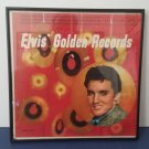 Framed Vinyl Art - Elvis Presley - Elvis' Golden Records - Circa 1958