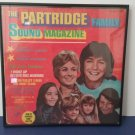 Framed Vinyl Art - David Cassidy & The Partridge Family - Sound Magazine - Circa 1970