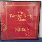 Framed Vinyl Art - David Cassidy & The Partridge Family Album - Circa 1970
