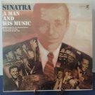 Frank Sinatra - A Man And His Music - Circa  1965 - Double Album Set!