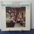 Paul Revere & The Raiders - Just Like Us - Circa 1966