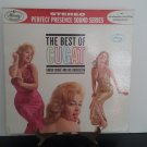 "Xavier Cugat - The Best Of Xavier Cugat - Cover Photo ""Abbe Lane - Circa 1961"