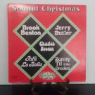 Patty LaBelle - Brook Benton - Jerry Butler - Soulful Christmas  - Circa 1960's