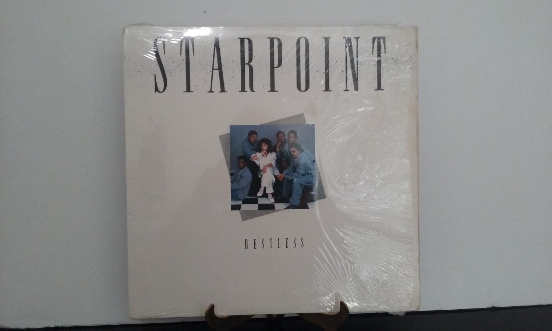 Starpoint - Restless - Circa 1985