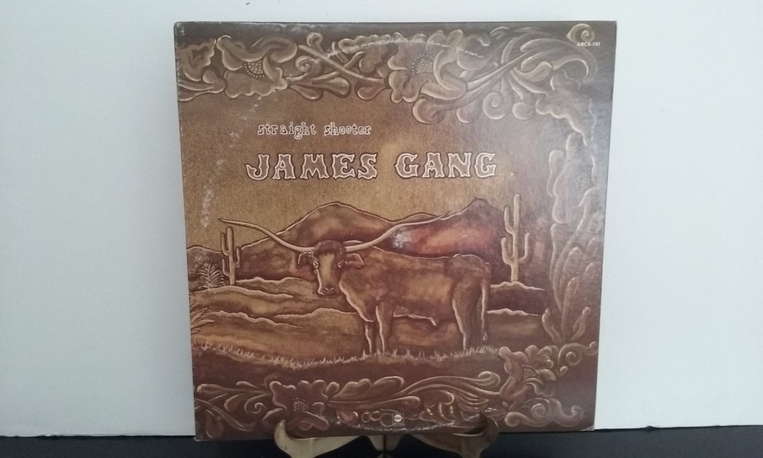 James Gang - Straight Shooter - Circa 1972