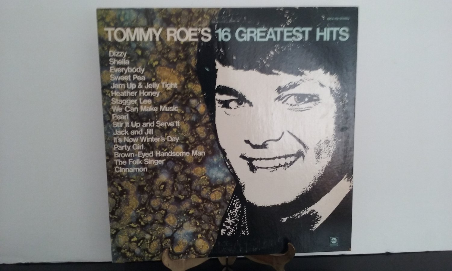 Tommy Roe - 16 Greatest Hits - Circa 1972