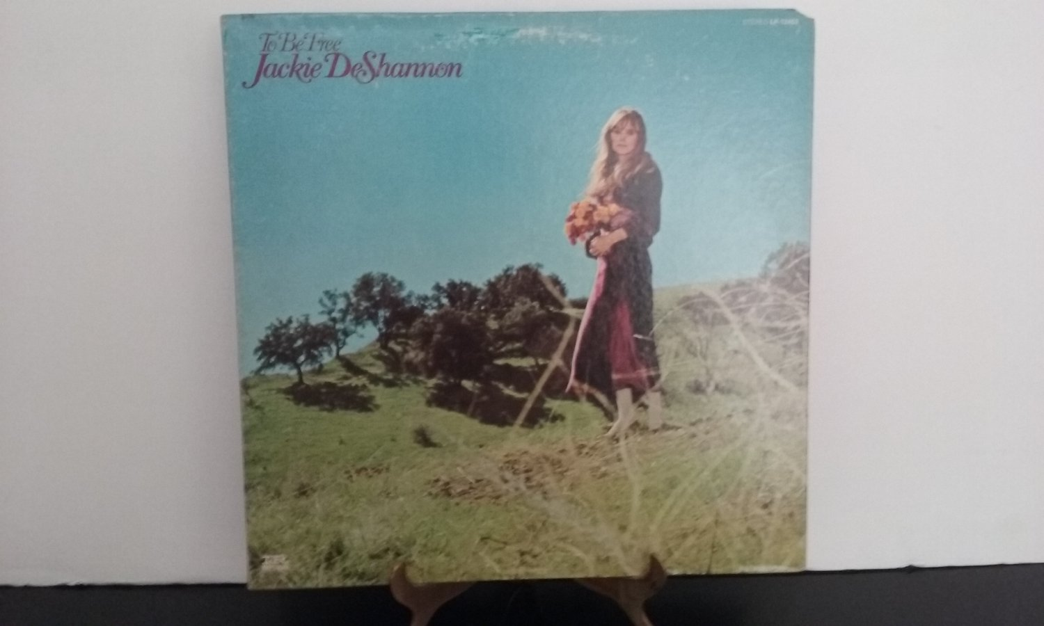 Jackie De Shannon - To Be Free - Circa 1970