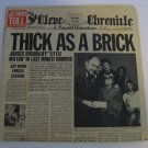 Jethro Tull - Thick As A Brick - Circa 1972