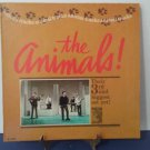 Classic Rock Album - The Animals - Animal Tracks - Circa 1965