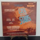 Rare! - Todd Duncan - Lost In The Stars - Original Cast Album - Circa 1949