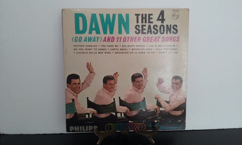 The Four Seasons - Dawn - Circa 1964