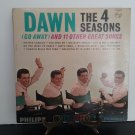 The Four Seasons - Dawn - Circa 1964