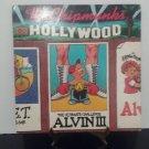 The Chipmunks - The Chipmunks Go Hollywood - Circa 1982