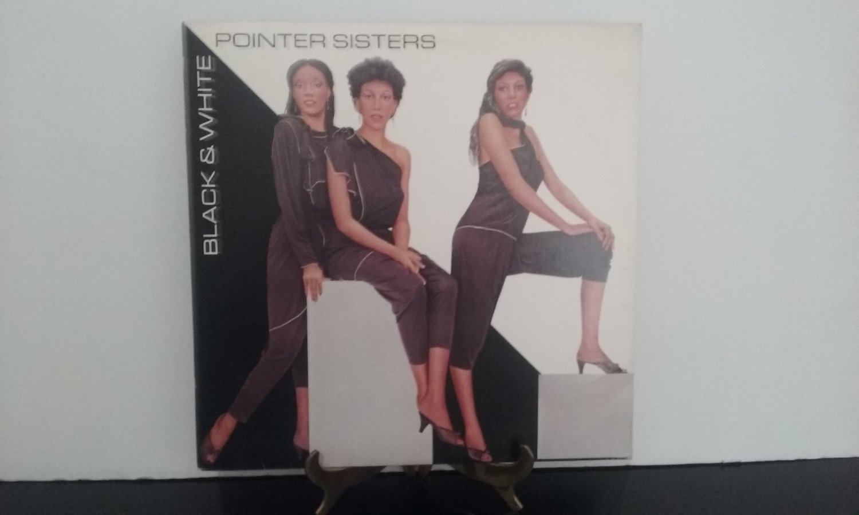 Pointer Sisters  -  Black & White - Circa 1981