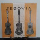 Rare!  Andres Segovia - Three Centuries Of the Guitar - Circa 1961