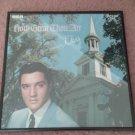 Framed Vinyl Art! - Elvis Presley - How Great Thou Art - Circa 1967 - Framed!