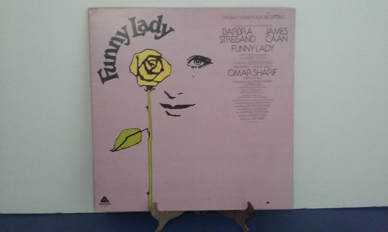 Barbra Streisand / James Caan - Funny Lady - Original Soundtrack Recording - Circa 1975