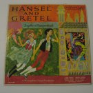 Very Rare Viny! - Engelbert Humperdinck - Hansel & Gretel - Plus 22 Page Booklet -  Circa 1957