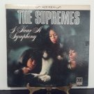 First Pressing! - The Supremes - I Hear A Symphony - 1966