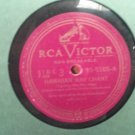 Spike Jones & His City Slickers - Hawaiian War Chant / Chloe - 78 rpm Shellac - Circa 1946