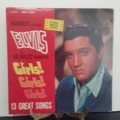 Elvis Presley - Girls, Girls, Girls - Original Motion Picture Soundtrack - Circa 1962