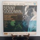 Benny Goodman - Harry James - Gene Krupa - The King Of Swing - Volume 1 - Circa 1956