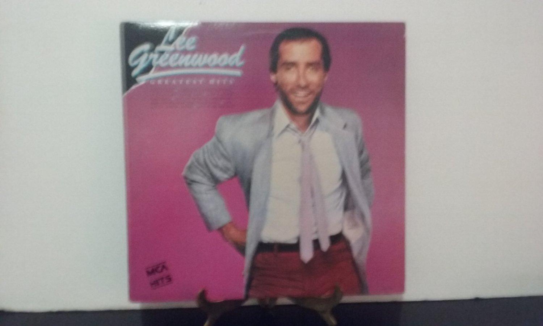 God Bless The USA - Lee Greenwood - Greatest Hits - Circa 1985